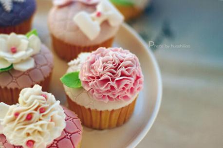 婚礼翻糖蛋糕制作配方及流程