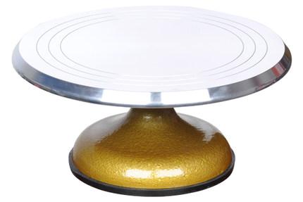 三能器具DIY烘焙工具 蛋糕裱花转台